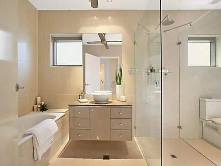 حمام را این گونه تمیز کنید