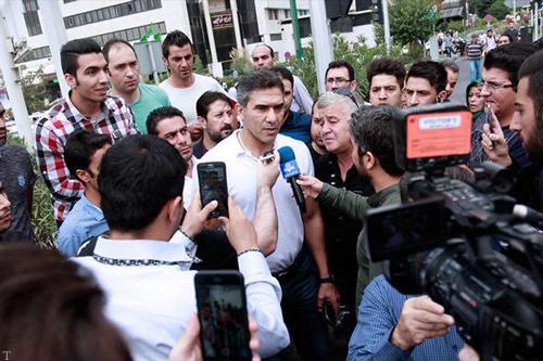 مصاحبه خواندنی با عقاب آسیا احمدرضا عابدزاده