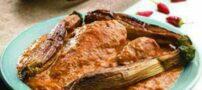 دستور پخت غذای ایرانی ته بریان بسیار خوش طعم
