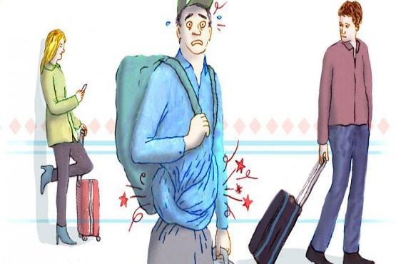 راه های درمان اسهال در سفر