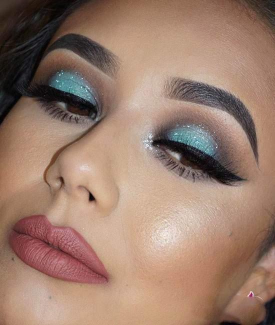 کلکسیون مدل آرایش های جذاب و زیبا کننده روز 2020