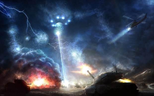 از شایعه تا واقعیت حمله موجودات فضایی به کره زمین