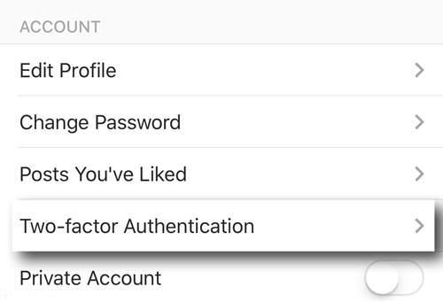 ترفند ثبت نام دو اکانت برای امنیت در اینستاگرام