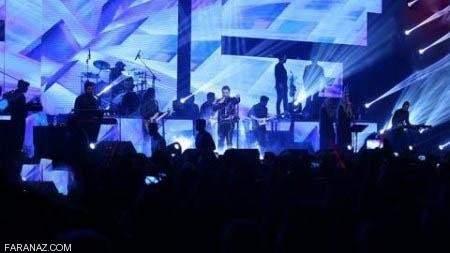 گزارش کامل از نخستین کنسرت رضا گلزار در برج میلاد تهران