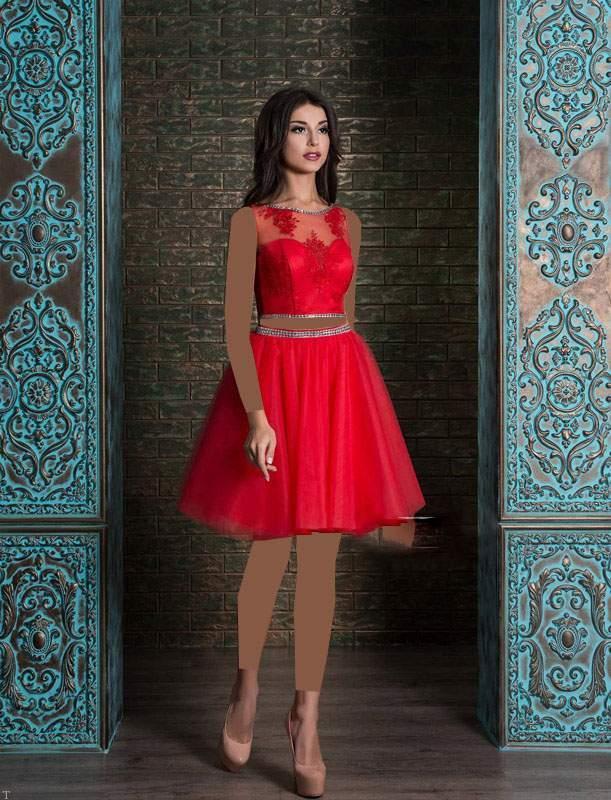 معرفی جدیدترین لباس های مجلسی زنانه محصول سال 2017
