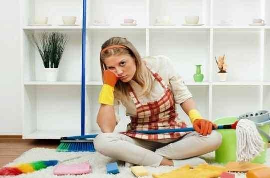 نکات مهم برای خانه تکانی آسان و به دور از انواع دردها