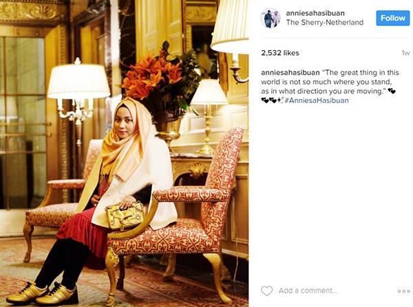 فشن شوی مد هفته با موضوع لباس های باحجاب در آمریکا