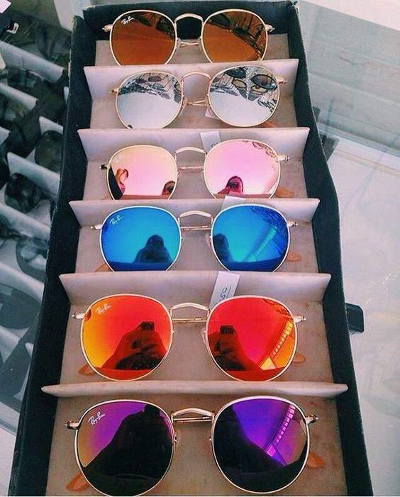 سری جدید عینک های آفتابی زنانه در برندهای مختلف