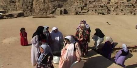 مرزه وان نام جشن خاص مردم کردستان