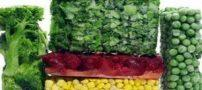 استفاده های متعدد از سبزیجات فریز شده و تازه