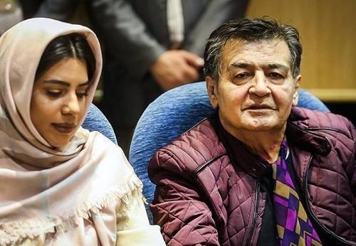 صحبت های داغ رضا رویگری در مورد همسر جدیدش