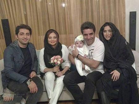 گزارشی از جشن نخستین سالگرد ازدواج یکتا ناصر + تصاویر