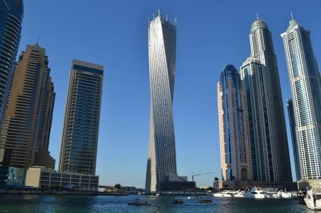 عکس های حیرت انگیز از شهر دبی 2021