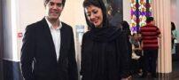 عکس های جدید امیرعلی نبویان به همراه همسرش و ماجرای عاشقی
