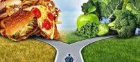 با خوردن غذاهای مناسب اندام خود را تضمین کنید !