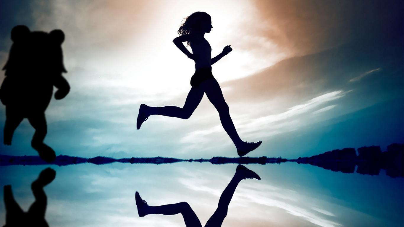 ایده ی مناسب برای لاغری هر چه بهتر با دویدن