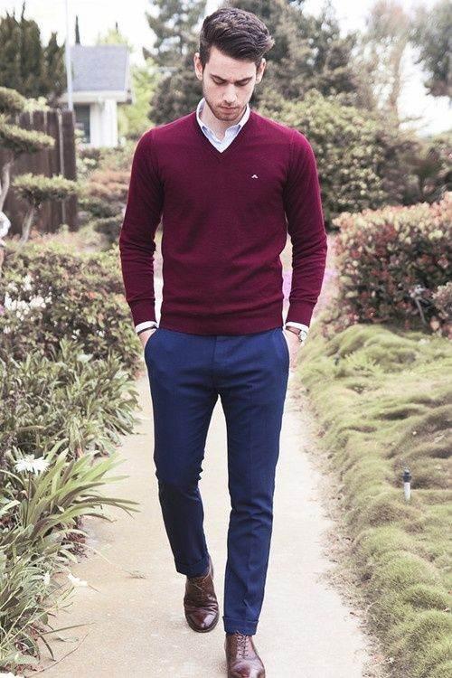 معرفی انواع مدل شلوار مردانه در برند تامی tommy