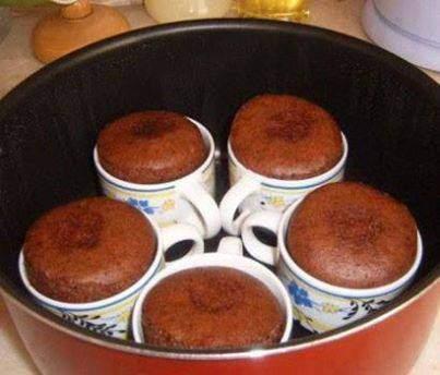 آموزش پختن کیک روی اجاق گاز
