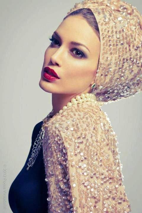 گالری عکس های سحر بی نیاز مدل کانادایی و ایرانی