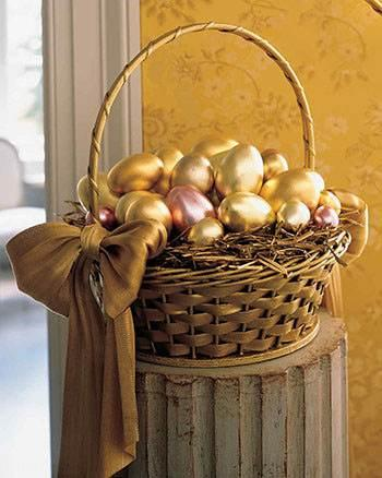 روش های مناسب و کاربردی برای تزئین تخم مرغ ها در نوروز 96