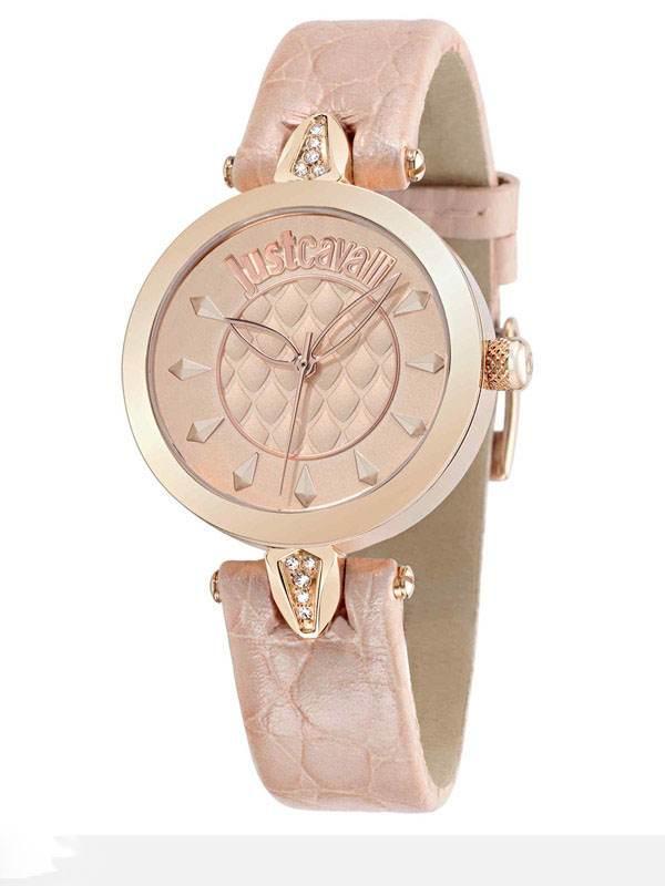 انواع مدل های ساعت مچی و طلاجات در برند Roberto Cavalli