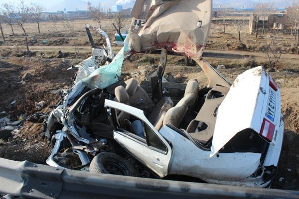 آشنایی با عوامل مرگبار تصادفات در جاده های کشور