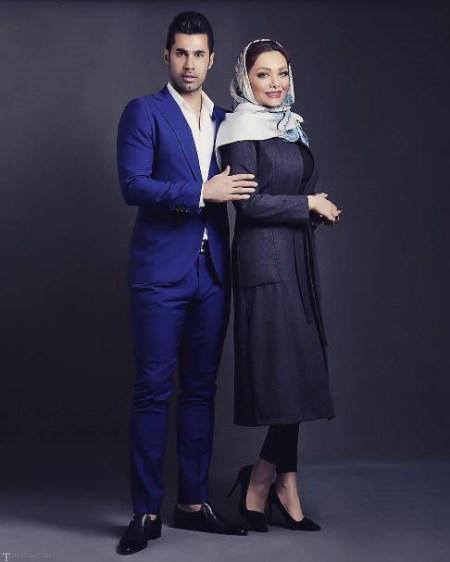 کلیپ خوردن اب  عکس های جالب از محسن فروزان با همسرش