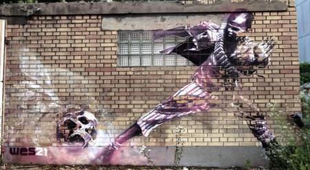 آثار نقاشی های زیبای دیواری در خیابان توسط هنرمندان خارجی (+عکس)