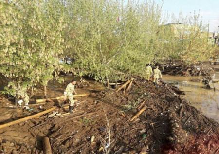 خبرهای غم انگیز از فاجعه سیل در آذربایجان