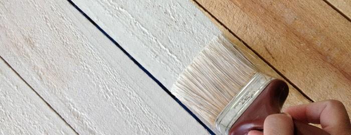 آموزش رنگ کردن چوب در خانه