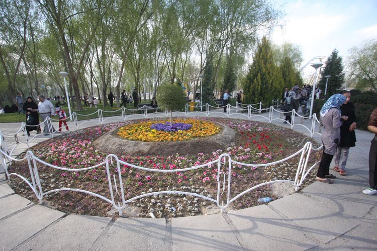 آشنایی با بیشه ناژوان زیبا در اصفهان