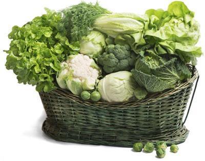 13 مورد از خواص مفید کلروفیل در انواع سبزیجات