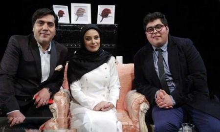 ازدواج جنجالی صبا راد با خواننده ی معروف (+تصاویر)