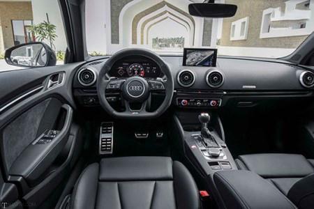 بررسی خودروی آئودی RS3 + تصاویر
