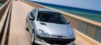 نقد و بررسی مدل های خودرو 206 فرانسوی