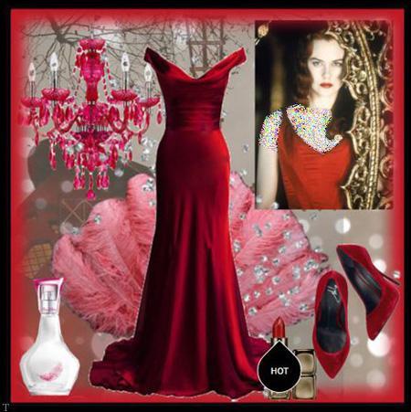 ست لباس نیکول کیدمن از لباس خواب تا لباس مجلسی