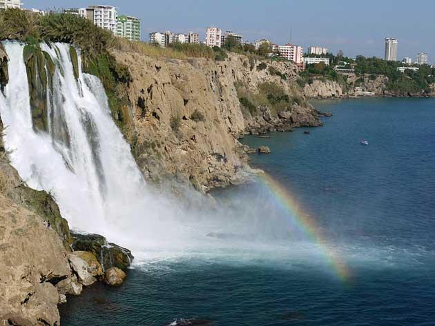 درباره آب و هوای آنتالیا ترکیه