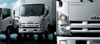 مقایسه دو خودروی سنگین آمیکو و ایسوزو (عکس)