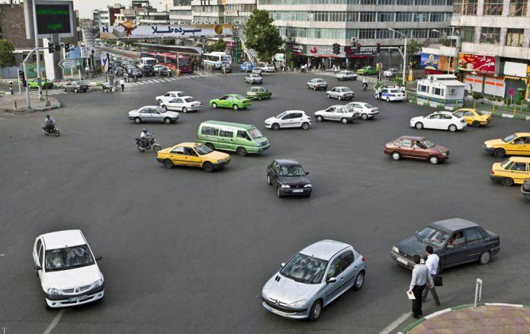 دلیل رانندگی بهتر خارجی ها از ما ایرانیان