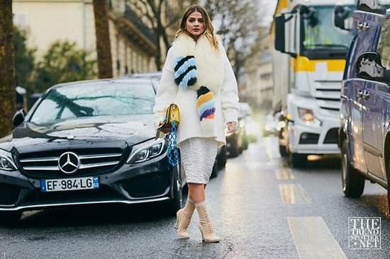 انواع ست و لباس های زنانه مد پاریس