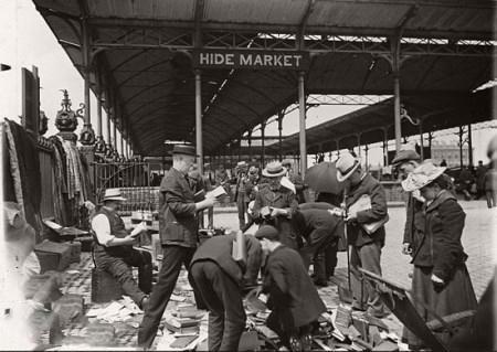 گزارشی جالب از بازارهای تاریخی در جهان