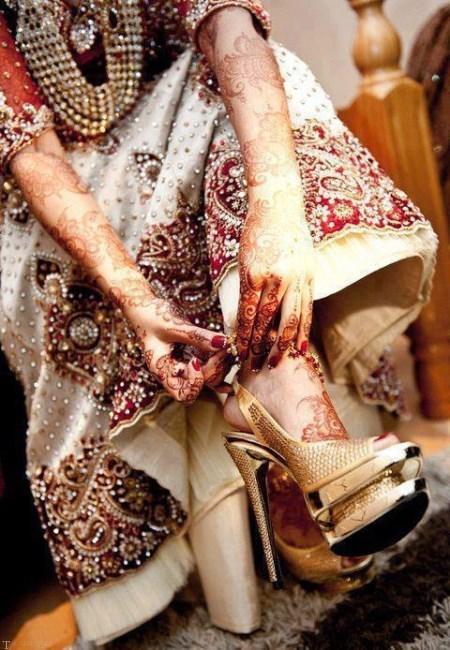 انواع مدل کفش پاشنه بلند مجلسی محصول کشور هند