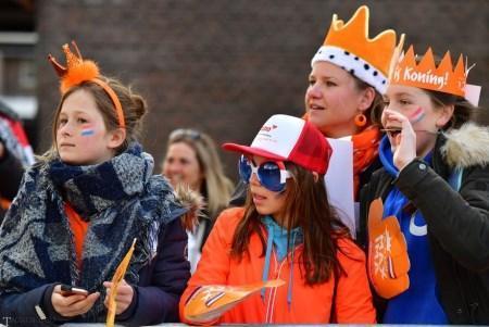 گزارشی از جشن تولد ملکه هلند توسط مردم این کشور