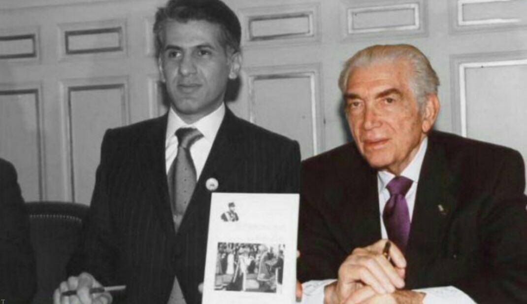 غلامرضا پهلوی برادر شاه در 94 سالگی در گذشت (عکس)
