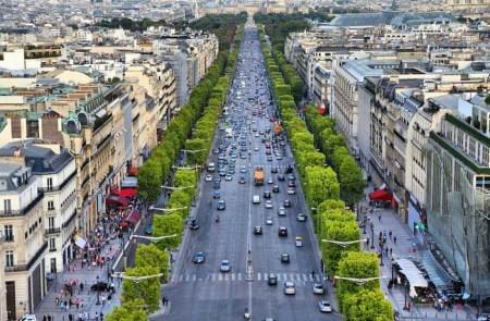 آشنایی با 10 مورد از معروف ترین خیابان های جهان