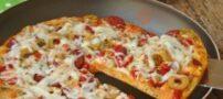 آموزش طرز تهیه پیتزا مخصوص ترکیه