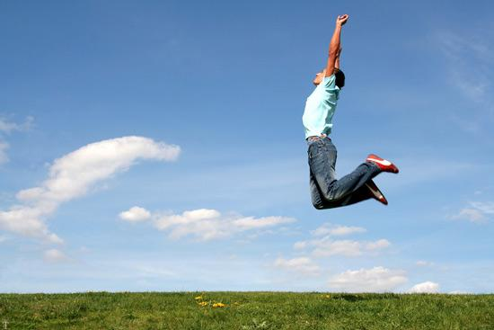 ایده های مناسب برای شاد بودن در زندگی