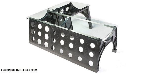 ساختن میز کاری از بوئینگ آمریکایی (عکس)