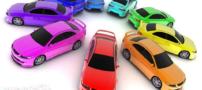 رنگ خودروی مورد علاقه شما چیست
