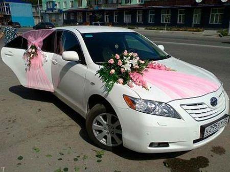 انواع تزیین مدل ماشین عروس (4)